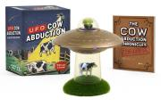 UFO Cow Abduction Kit Beam Up Your Bovine with Light & Sound