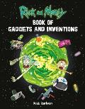 Rick & Morty Book of Gadgets & Inventions