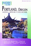 Insiders Guide To Portland 2nd Edition