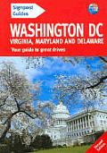Signpost Guide Washington Dc Virginia 2nd Edition