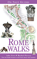 On Foot Guide Rome Walks