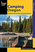 Camping Oregon 3rd Edition