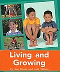 Rigby PM Plus: Individual Student Edition Orange (Levels 15-16) Living and Growing