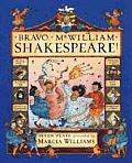 Bravo Mr William Shakespeare