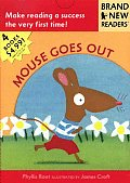 Mouse Goes Out: Brand New Readers