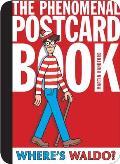 Wheres Waldo The Phenomenal Postcard Book