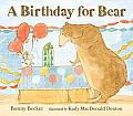 Birthday for Bear