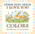 Guess How Much I Love You Colors