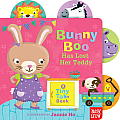 Bunny Boo Has Lost Her Teddy A Tiny Tab Book