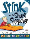 Stink & the Shark Sleepover 09