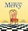 Piglet Named Mercy