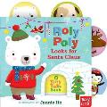 Roly Poly Looks for Santa Claus A Tiny Tab Book