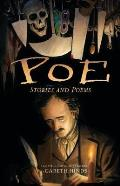 Poe Stories & Poems A Graphic Novel Adaptation by Gareth Hinds