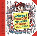 Wheres Waldo Destination Everywhere 12 classic scenes as youve never seen them before