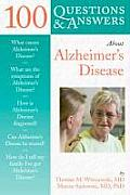 100 Questions  &  Answers About Alzheimer's Disease||||OTR POD- 100 Q&AS ABOUT ALZHEIMER'S DISEASE