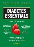 Diabetes Essentials 2009||||POD- DIABETES ESSENTIALS 2009 (J&B)