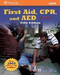 First Aid CPR & AED Standard