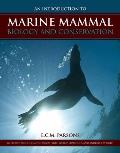 An Intro to Marine Mammal Biology & Conservation