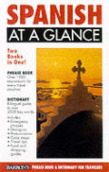 Spanish At A Glance 3rd Edition