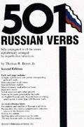 501 Russian Verbs Fully Conjugated 2nd Edition