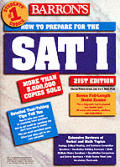 How To Prepare For The Sat I 21st Edition 2001