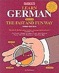 Learn German The Fast & Fun Way 3rd Edition