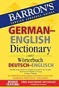 Barrons German English Dictionary Worterbuch Deutsch Englisch