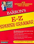 Barron's E-Z Spanish Grammar