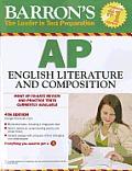 Barrons AP English Literature & Composition 4th Edition