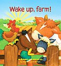 Wake Up Farm With Flaps & Pop Up Fun