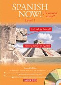 Spanish Now Level 1 7th Edition with CD