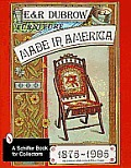 Furniture Made in America 1875 1905 4th Edition with Revised Price Guide
