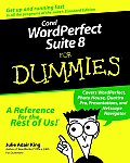 WordPerfect Suite 8 For Dummies