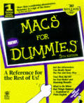 Macs for Dummies 5TH Edition Covers Thru Os 8