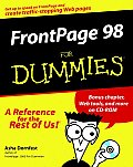 FrontPage 98 for Dummies with CDROM