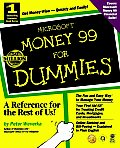 Microsoft Money 99 for Dummies