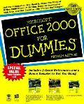 Microsoft Office 2000 for Dummies.