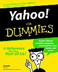 Yahoo For Dummies 1st Edition