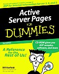 Active Server Pages 2.0 for Dummies [With CDROM]