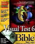 Visual Test 6 Bible with CDROM