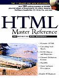HTML Master Reference with CDROM