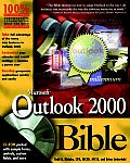 Microsoft Outlook 2000 Bible [With CD-ROM]