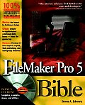 FileMaker Pro 5 Bible with CDROM
