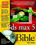 3ds Max: 5 Bible with CDROM