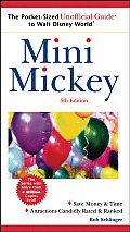 Mini Mickey Unofficial Guide To Disney Wor 5th Edition