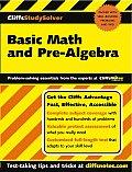 Cliffs Study Solver Basic Math & Pre Algebra