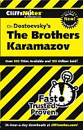 Cliffs Notes The Brothers Karamazov