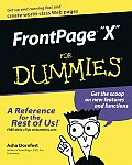 Microsoft Office FrontPage 2003 For Dummies