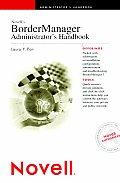 Novell Bordermanager Admin Handbook