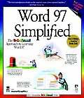 Microsoft Word 97 Simplified